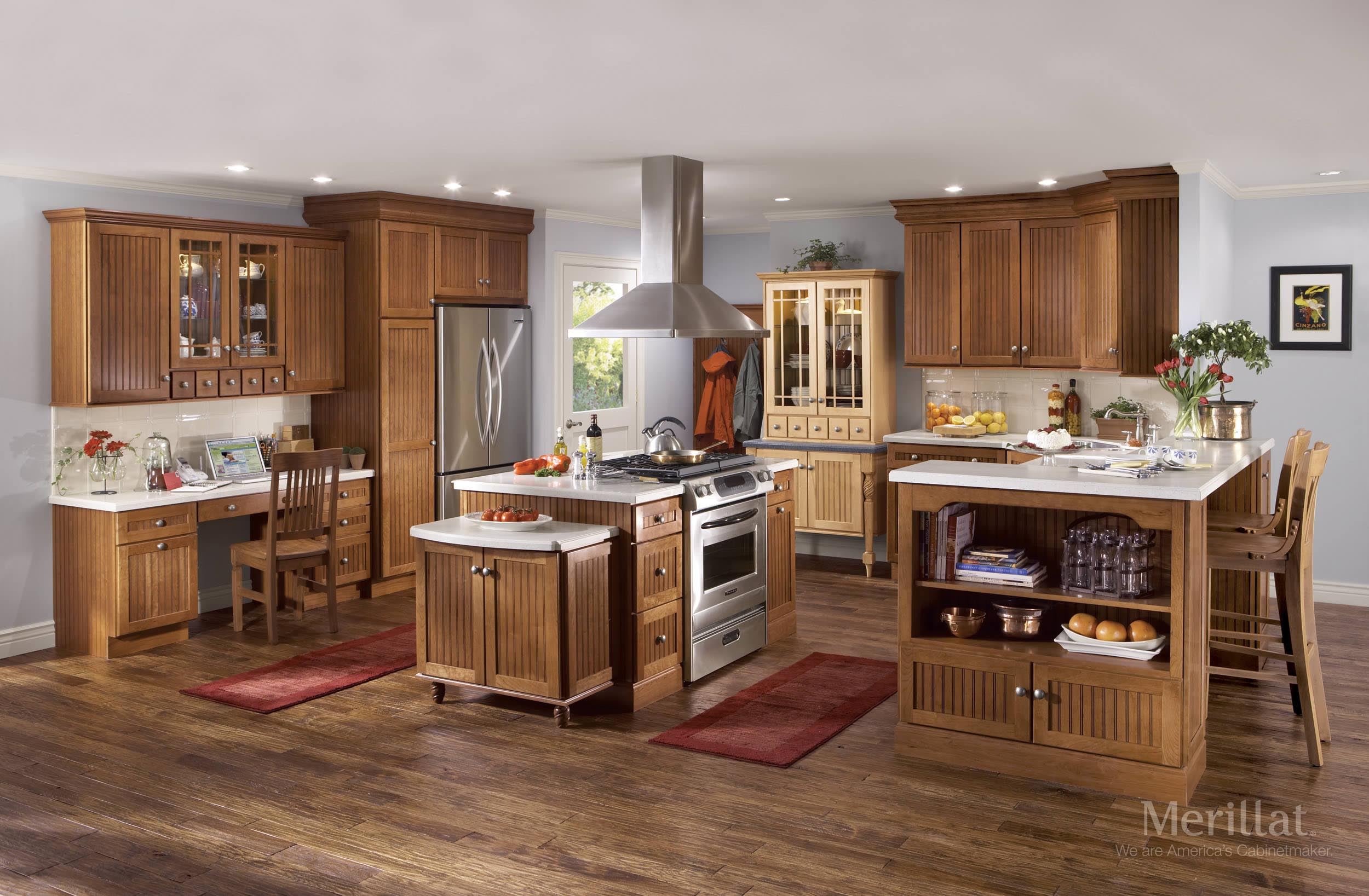 Country kitchen el paso kitchen cabinets for Kitchen cabinets el paso tx