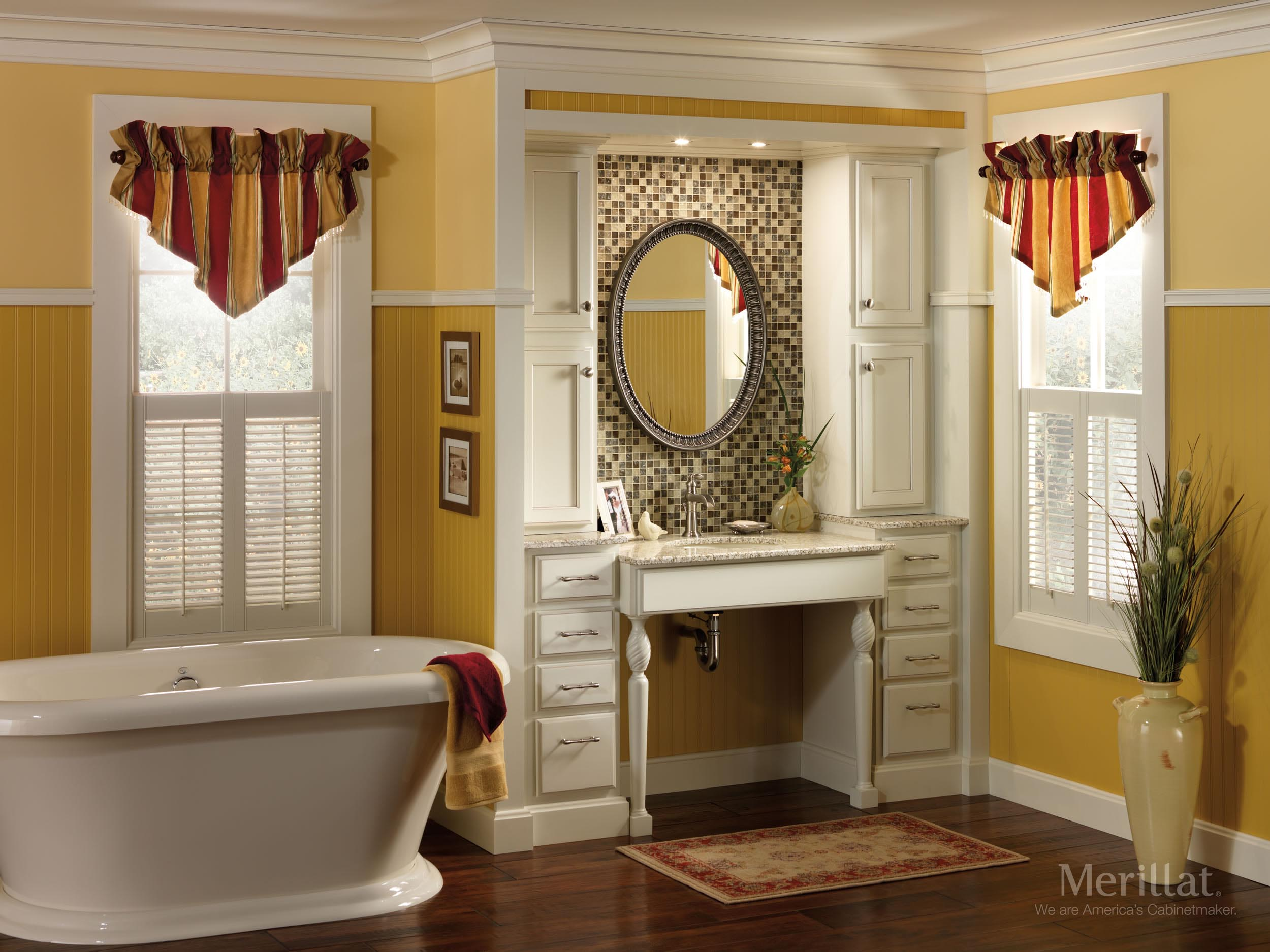 Kitchen And Bath Cabinets El Paso Tx - Merillat classic spring valley in maple chiffon with tuscan accent glaze